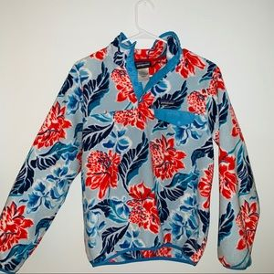 Patagonia Women's Synchilla Pullover Floral S